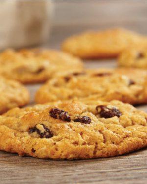 Oatmeal Raisin Cookie Dough