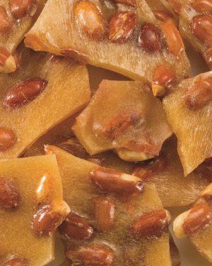(2) 8oz Peanut Brittle Boxes