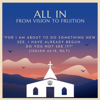 All In From Vision To Fruition